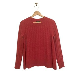 NWOT Saks Fifth Avenue cashmere sweater